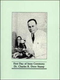 Charles R Drew Invention